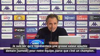 """Image d'aperçu pour 19e j. - Prandelli : """"Ribéry est un champion"""""""