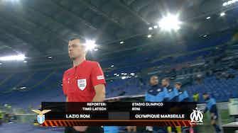 Vorschaubild für Highlights: Lazio 0-0 Olympique Marseille