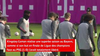 Image d'aperçu pour Groupe A : Coman, enfin roi au Bayern ?