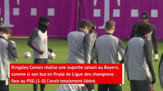 Groupe A : Coman, enfin roi au Bayern ?