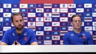 Preview image for Lewandowski is one of football's best killers! Gareth Southgate & Jordan Pickford
