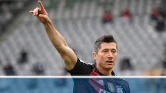 Vorschaubild für Remis gegen Freiburg, Lewandowski knackt Rekord