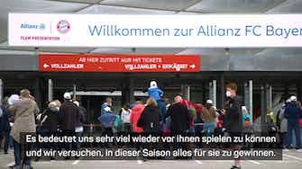 """Vorschaubild für Coman: """"Nagelsmann redet viel und schnell"""""""