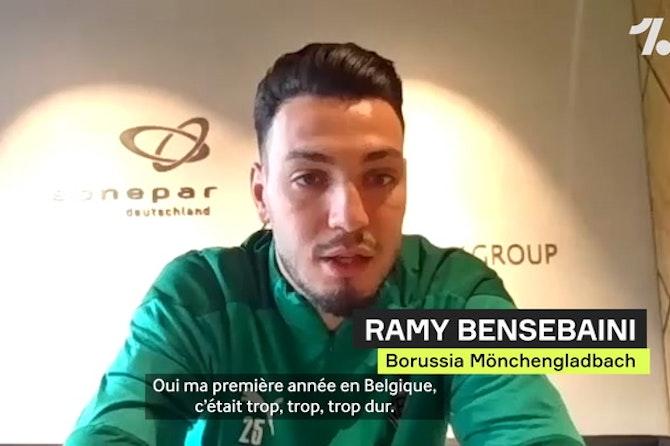 """Bensebaini : """"C'était trop dur, je voulais rentrer en Algérie"""""""