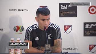Imagen de vista previa para Lucas Zelarayán compara la Liga MX con la MLS