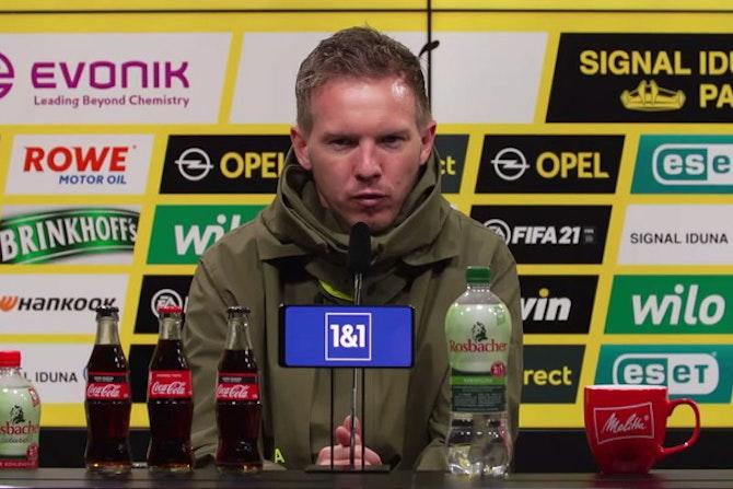 Nagelsmann: Bereiten uns auf BVB mit Haaland vor