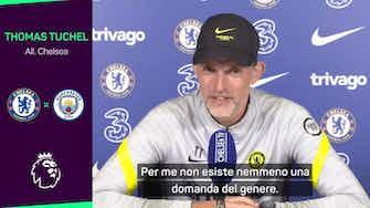 Anteprima immagine per Sei più bravo di Guardiola? Tuchel risponde così...