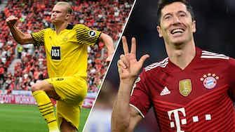 Vorschaubild für Bester Fußballer der Welt: Lewandowski und Haaland nominiert