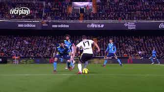 Vorschaubild für Great Valencia goals vs Sevilla