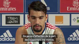 """Image d'aperçu pour 12e j. - Paquetá : """"Je veux jouer la Ligue des Champions avec Lyon"""""""