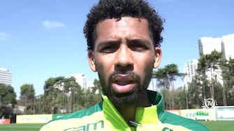 Imagem de visualização para Matheus Fernandes fala do seu retorno ao Palmeiras