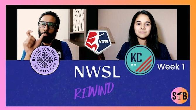 Racing Louisville 0-0 Kansas City | #NWSLRewind Week 1