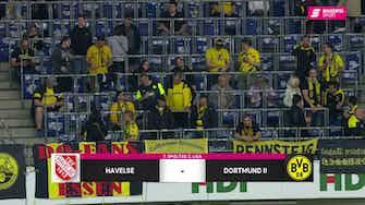 Vorschaubild für TSV Havelse - Borussia Dortmund II (Highlights)