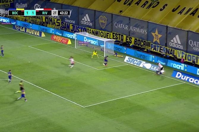 SuperClasico, Maradona salva il Boca?
