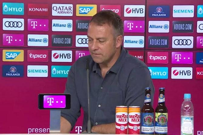 """Flick: DFB? """"Gab durchaus andere Gespräche"""""""