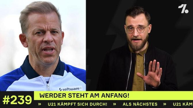 Vorschaubild für Werder steht am Anfang!
