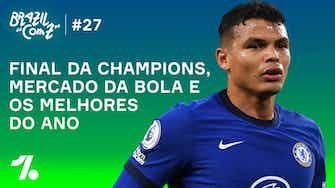 Imagem de visualização para Thiago Silva faz falta pro PSG?