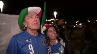 Anteprima immagine per  Belgio-Italia 1-2, le voci degli italiani a Monaco