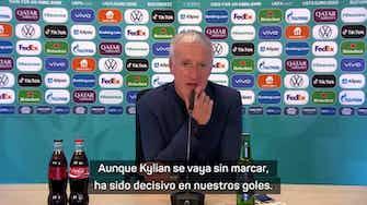"""Imagen de vista previa para Deschamps: """"Ha sido una Eurocopa muy difícil para nosotros"""""""