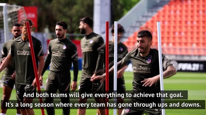 Preview image for Relegation-threatened Valladolid a concern for Simeone's title hopes