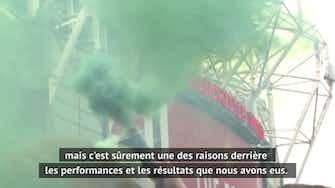 """Image d'aperçu pour 37e j. - Solskjaer : """"Les manifestations ont impacté nos résultats"""""""