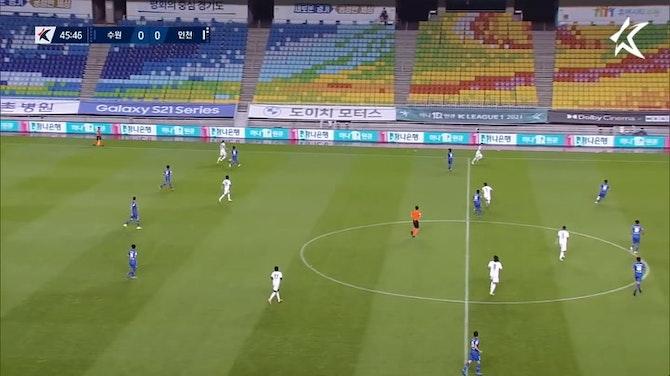 Vorschaubild für Stefan Mugoša double seals win over Suwon Bluewings