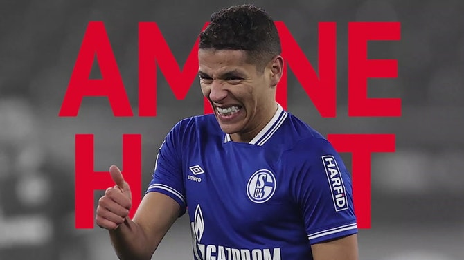Stats Performance of the Week - Amine Harit