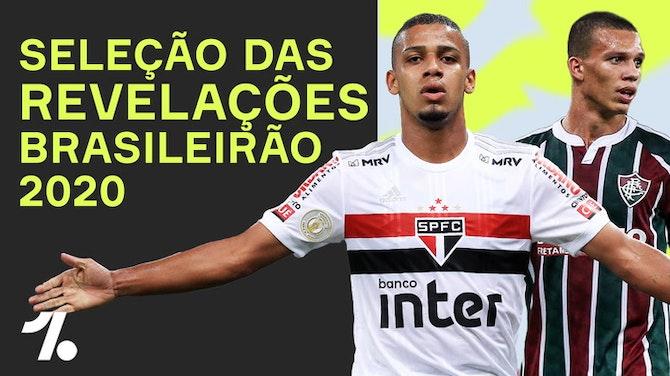 Imagem de visualização para REVELAÇÕES DO BR 2020! Qual o time de jovens que surgiram nesse BRASILEIRÃO?