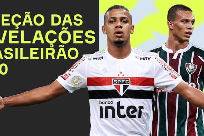 REVELAÇÕES DO BR 2020! Qual o time de jovens que surgiram nesse BRASILEIRÃO?
