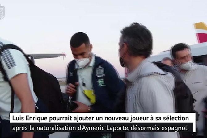 Espagne - Laporte sera-t-il le prochain Thiago Alcantara ?