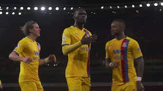 Preview image for Pitchside: Benteke and Edouard score in draw at Arsenal