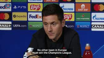Preview image for Ander Herrera: 'The pressure on PSG is sometimes unfair'
