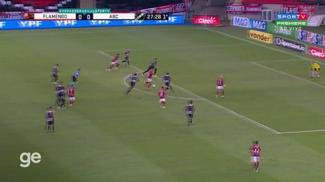 Imagem de visualização para Melhores momentos de Flamengo x ABC