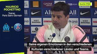 """Vorschaubild für Pochettino: """"Wir müssen dieses Derby gewinnen"""""""