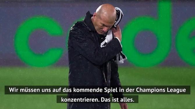Zidane hofft auf Kroos-Rückkehr