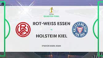 Image d'aperçu pour DFB Pokal Highlights: Essen 0-3 Holstein Kiel