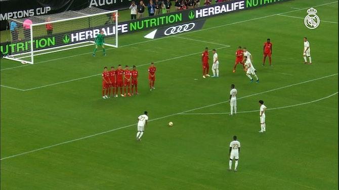 Imagen de vista previa para Los mejores goles del Real Madrid en pretemporada