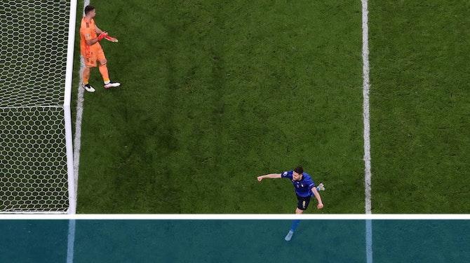 Vorschaubild für Nach Elfmeterschießen: Italien im Finale!