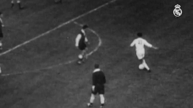 Image d'aperçu pour Le premier sacre européen du Real Madrid en 1956