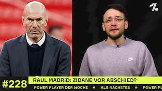 Vorschaubild für Übernimmt Vereinslegende für Zidane?