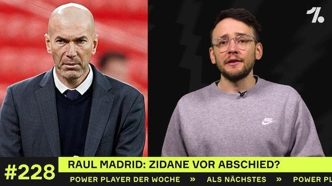 Übernimmt Vereinslegende für Zidane?
