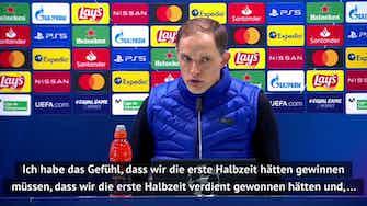 """Vorschaubild für Tuchel: """"Hätten Spiel früh entscheiden können"""""""