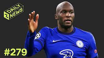 Vorschaubild für Lukaku statt Haaland zu Chelsea? Robben hört endgültig auf!