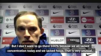 Preview image for Chelsea lacked focus against Arsenal - Tuchel