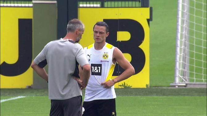"""Vorschaubild für Brandt: Rose hat """"Lust auf den Verein"""" BVB"""