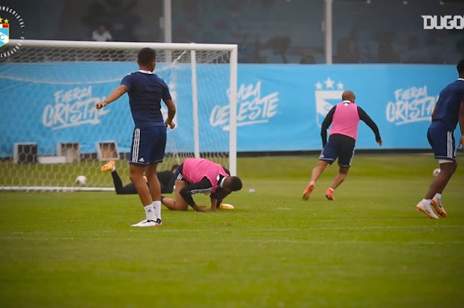 Behind the scenes: Sporting Cristal's trip to Uruguay