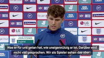 """Vorschaubild für Stones über Sterling: """"Super, mit ihm zu spielen"""""""