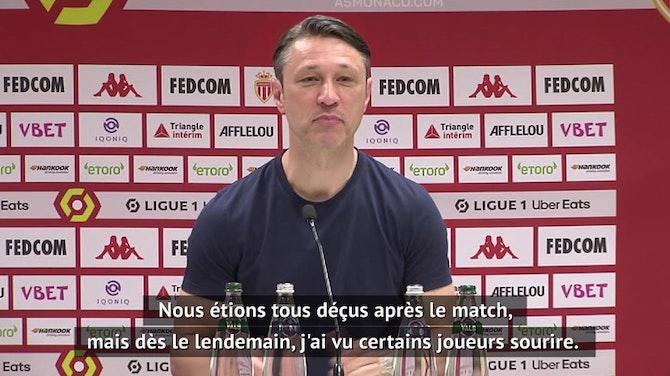 """Image d'aperçu pour 38e j. - Kovac : """"Personne ne s'attendait à un Monaco de ce niveau"""""""