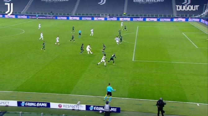 Résumé Juventus 2-1 Ferencvaros