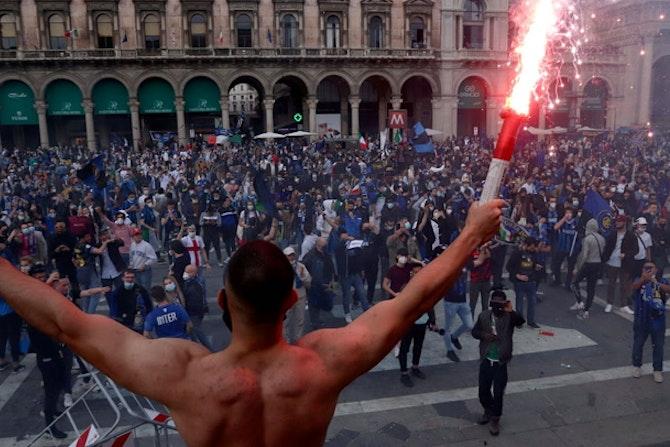 Scudetto für Inter!